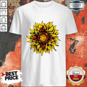 Official Sunflower New Mexico Flag Shirt