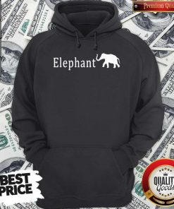Official The Elephant Hoodie