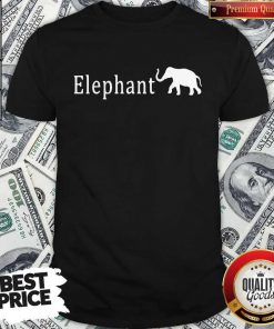 Official The Elephant Shirt