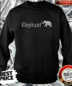 Official The Elephant Sweatshirt