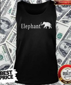 Official The Elephant Tank Top