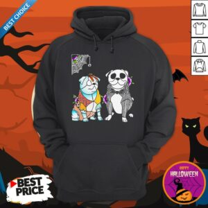 Official The Ghost Dog Halloween Hoodie