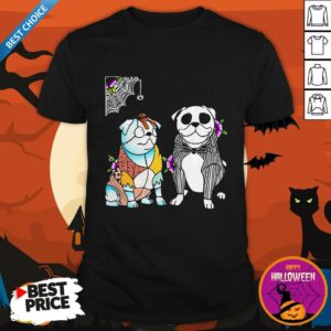 Official The Ghost Dog Halloween Shirt