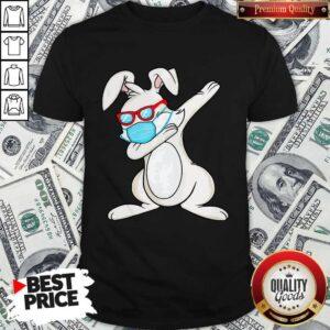 Official The Rabbit Dance Mask Shirt