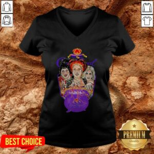 Perfect Hocus Pocus Crown Royal V-neckPerfect Hocus Pocus Crown Royal V-neck