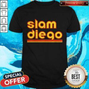 Perfect Slam Diego Shirt