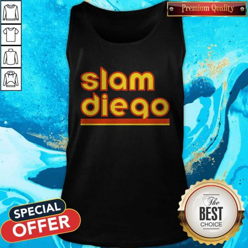 Perfect Slam Diego Tank Top