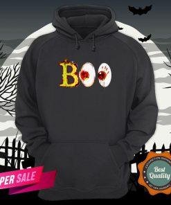 Boo Day Of The Dead Dia De Muertos Halloween Hoodie