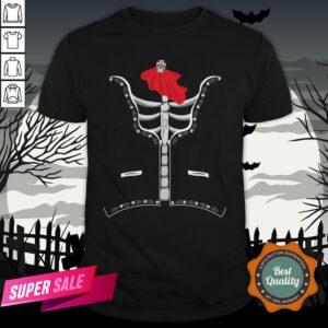 Day Of The Dead Costume El Dia De Los Muertos Halloween Shirt