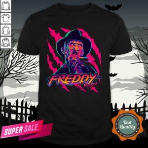 Freddy Krueger StayRad Day Of The Dead Muertos Shirt