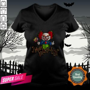 Funny Joker Halloween Day 2020 V-neck
