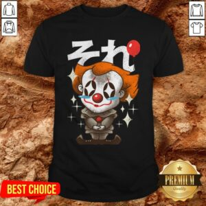 Funny Kawaii Clown Shirt