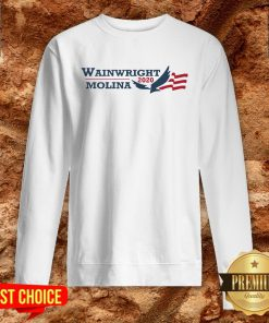 Good Wainwright Molina 2020 Sweatshirt