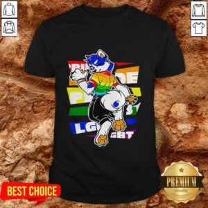 Happy Martin The LGBT Pride Husky Shirt