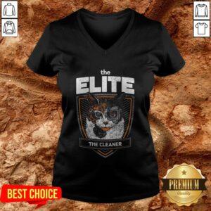 Love The Elite The Cleaner V-neck