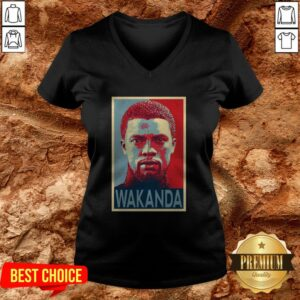Love Wakanda Forever 1977 2020 V-neck