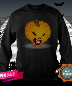 Official Pumpkin Halloween Day 2020 Sweatshirt