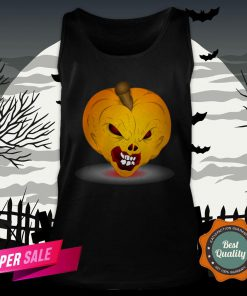 Official Pumpkin Halloween Day 2020 Tank Top