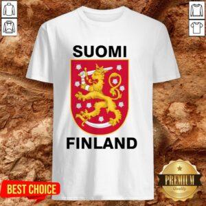 Perfect Suomi Finland Shirt