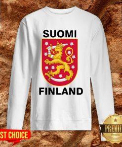 Perfect Suomi Finland Sweatshirt