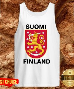 Perfect Suomi Finland Tank Top