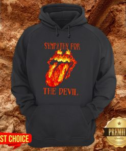 Rolling Stone Sympathy For The Devil Hoodie