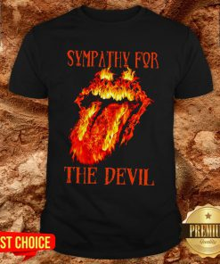 Rolling Stone Sympathy For The Devil Shirt