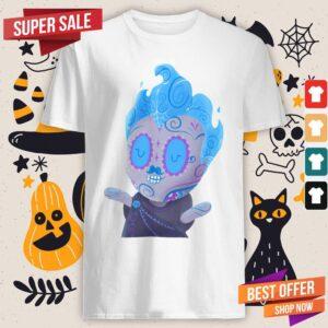 Underworld Muerto Sugar Skull Day Of The Dead Shirt