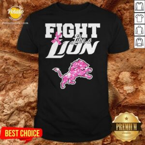Fight Like A Minerva Lion Diamond Shirt