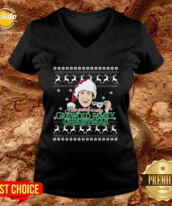 Good Have Yourself A Merry Griswold Family Ugly Christmas V-neck - Design By Potatotees.com