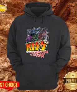 Good Kiss Meets The Phantom Of The Park Hoodie - Design By Potatotees.com