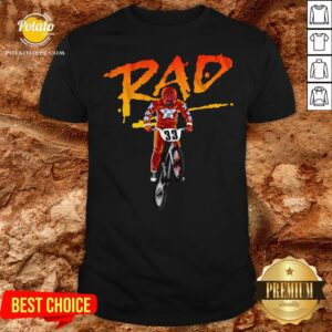 Good Rad Freestyle Bike Bmx Trick 33 Shirt - Design By Potatotees.com