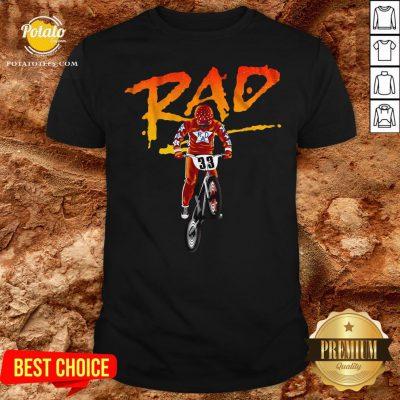 Good Rad Freestyle Bike Bmx Trick 33 Shirt - Design By Potatotees.com