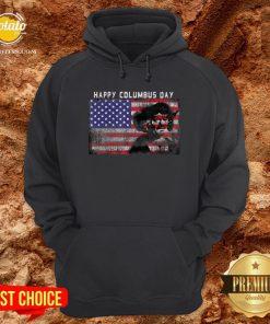 Happy Columbus Day Italian Explorer America Discovery Hoodie - Design By Potatotees.com