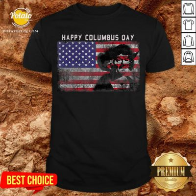 Happy Columbus Day Italian Explorer America Discovery Shirt - Design By Potatotees.com