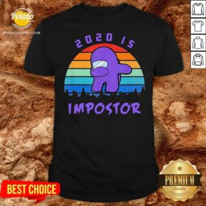 Hot Dabbing 2020 Impostor Imposter Among Game Us Sus For Shirt - Design By Potatotees.com