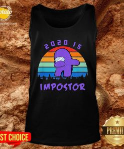 Hot Dabbing 2020 Impostor Imposter Among Game Us Sus For Tank Top - Design By Potatotees.com