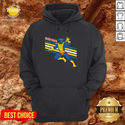 Nice Mer Man Masters Of The Universe Hoodie - Design By Potatotees.com