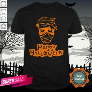Official Zombie Happy Halloween Shirt
