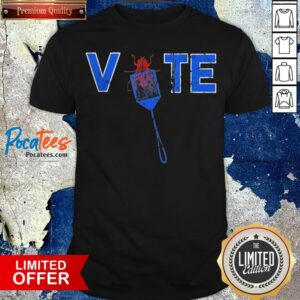 Vote Truth Over Flies Fly Swatter Biden 2020 Shirt - Design By Potatotees.com