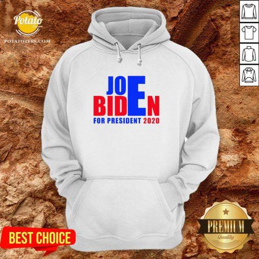Awesome For President 2020 Joe Biden Win Trump Hoodie - Design By Potatotees.com