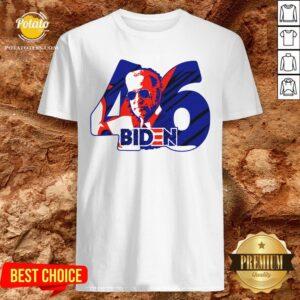 Original Joe Biden 46th Us President 2020 Shirt - Design By Potatotees.com