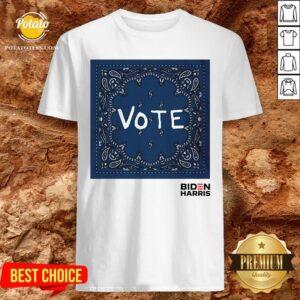 Original Vote Biden Harris Shirt - Design By Potatotees.com