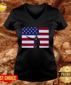 Premium President Obama Congratulates Biden On Win 2020 V-neck - Design By Potatotees.com
