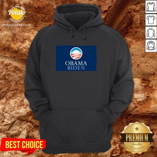 Pretty Obama Biden President 46 America Hoodie - Design By Potatotees.com