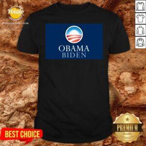 Pretty Obama Biden President 46 America Shirt - Design By Potatotees.com