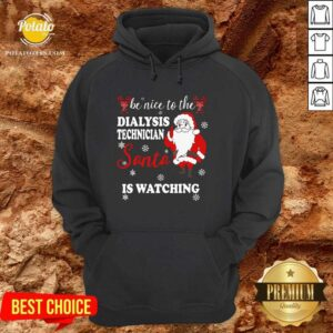 Awesome Dialysis Technician Hoodie - Design by potatotees.com