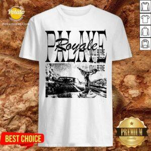 Palaye Royale Merch You'll Be Fine Shirt- Design by Potatotees.com