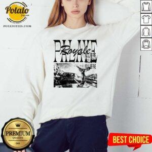 Palaye Royale Merch You'll Be Fine Sweatshirt- Design by Potatotees.com