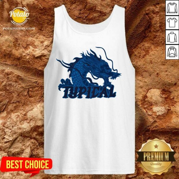 Typical Gamer Merch Scales Crystal Tank-Top- Design by Potatotees.com